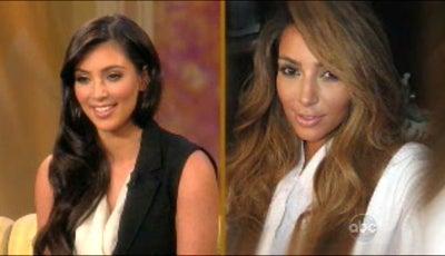Kim Kardashian Takes A Stand Against Airbrushing Photos