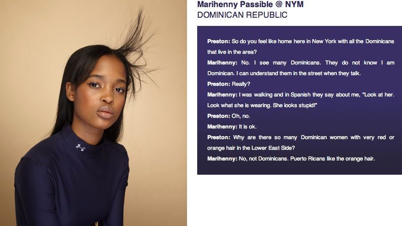 Models Talk About Their Home Countries, Hilarity Ensues