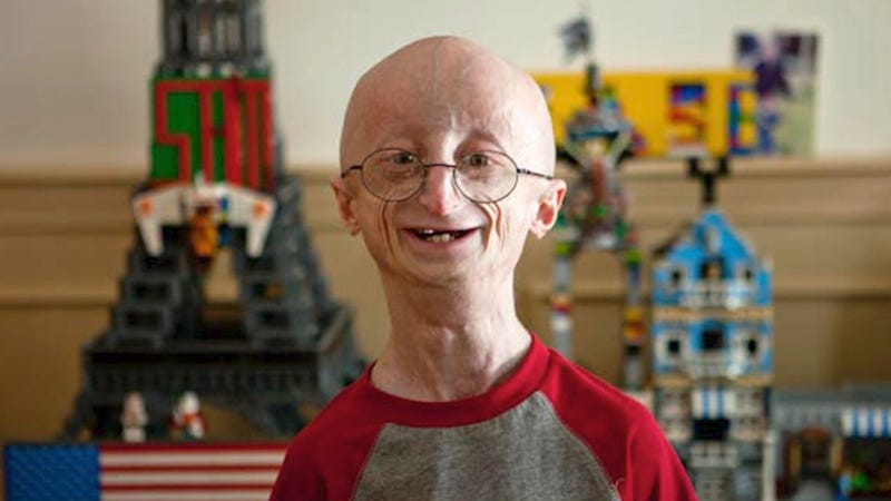 This video of a Lego fan with accelerated aging will melt your heart