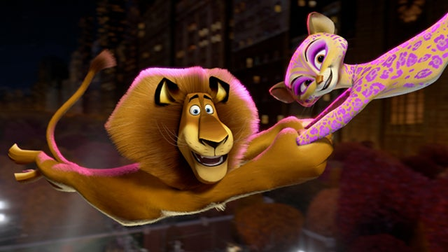 Yep, Madagascar 3 Outgrossed Prometheus
