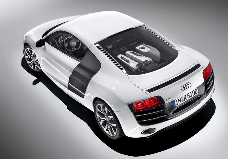 Audi R8 V10 Priced From $146K