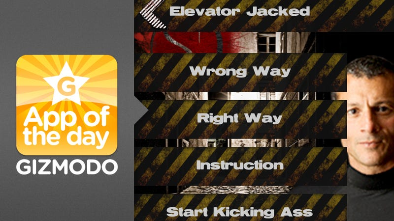 iFightback for iPhone: Stop Being a Wimp and Learn How to Protect Yourself