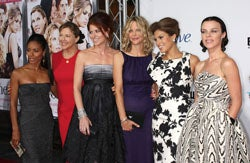 The Women Premiere: The Red Carpet May Be Better Than The Movie