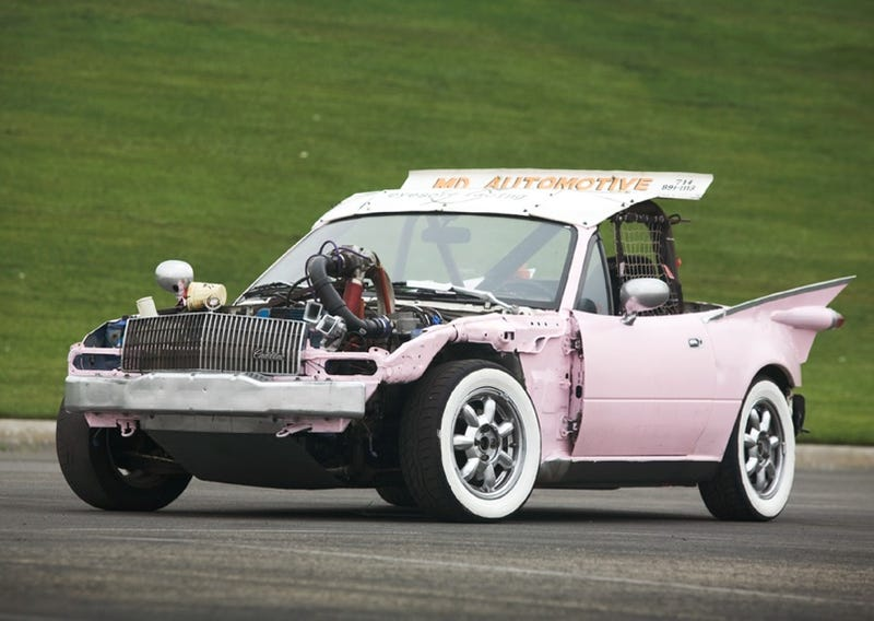 Get Ready For 24 Hours Of LeMons Reno With Eyesore Racing's EldoradoMiata