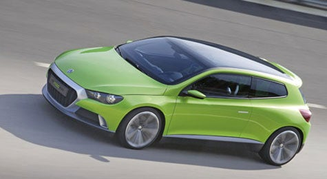 Come Again: Scirocco May Just Show Up in the States After All