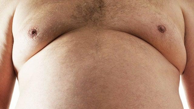 Man Milks Own Breasts, Wacky Article Ensues