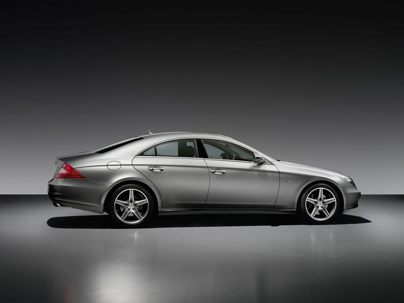 Mercedes-Benz CLS Grand Edition Adds More Style, Little Substance