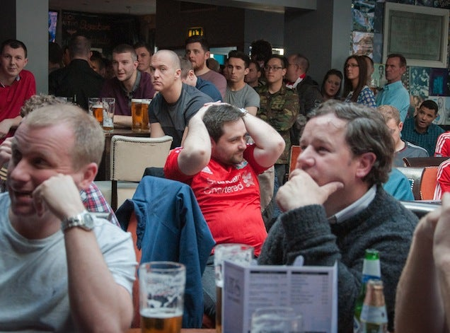 You'll Never Flop Alone: Sad Scenes From The Last Of Liverpool's Season