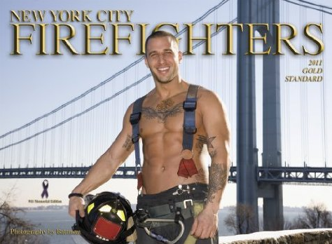 FDNY Reinstates Hunky Calendar Because It Can't Afford New Hoses