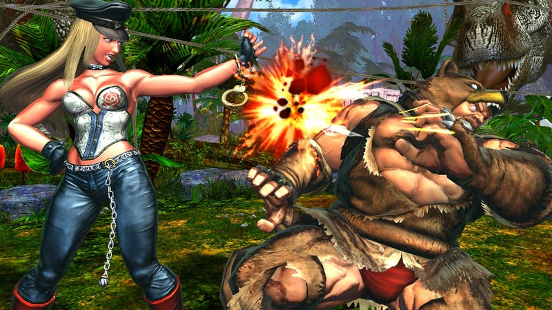 Street Fighter x Tekken To Feature Inter-Franchise Cross-Dressing. Seriously.