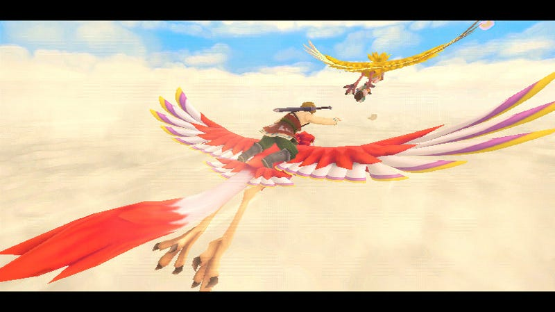 Fall In Love with Zelda All Over Again with These Skyward Sword Screens