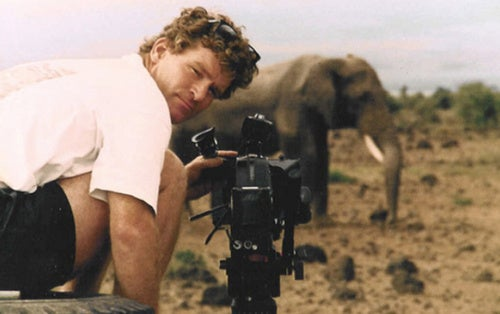 Interview: Bob Poole, Fearless Wildlife Filmmaker, Talks Elephant Chess and Dust Superstorms