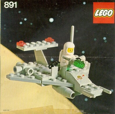 Lego Space Timeline Brings Back My Best Childhood Memories