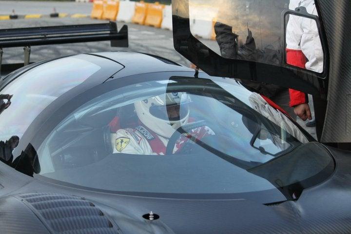 Ferrari P4/5 Competizione Complete