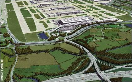 Why: Heathrow Airport Terminal 5's High Tech Failings