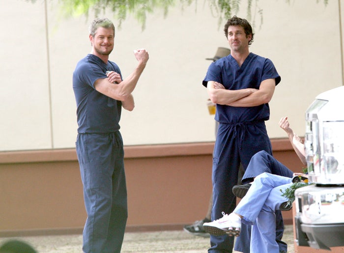 McSteamy & McDreamy: Don't Want No Scrubs