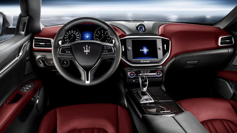 2014 Maserati Ghibli: This Is The First Diesel Maserati