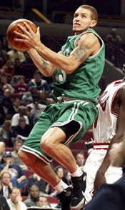 Delonte West's Mating Rituals Not All That Effective