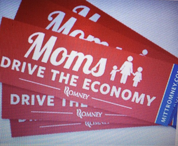 Ann Romney's Mommy War Becomes GOP Rallying Cry in Record Time (Update: Bumper Stickers)