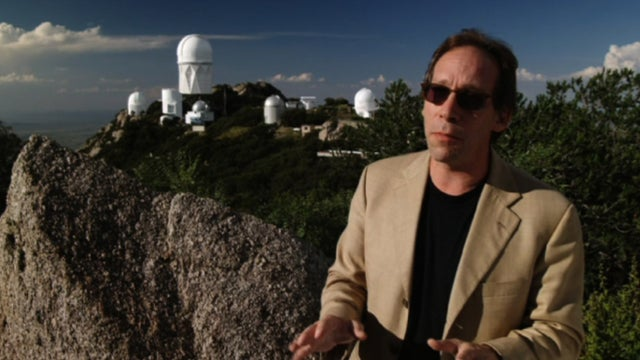 Lawrence Krauss answers questions on life, the Universe and everything