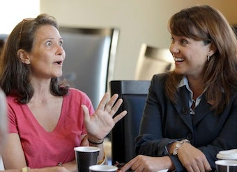 Virulently Anti-Gay Christine O'Donnell — And Her Lesbian Sister