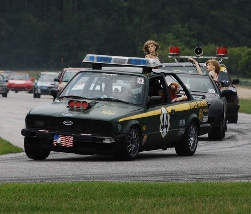 After Hot & Rainy Day Of Racing: E30, Prelude, 3000GT, RX-7, Crown Victoria In Top 5