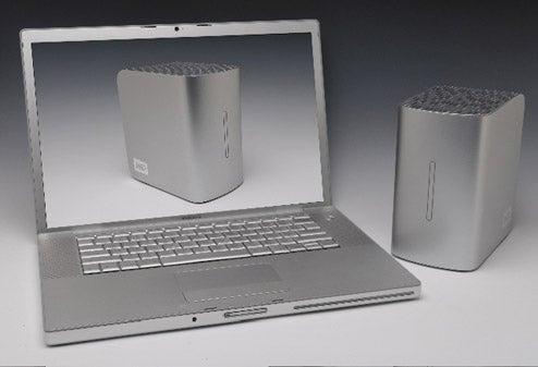 Western Digital My Book Studio Edition II Has eSATA, Better Mac Support