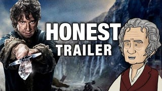 Honest Trailer for The Hobbit - The Bloating of the Five Pages.