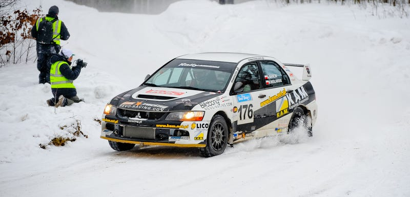 2009 Sno*Drift Rally: Michigan's Great Motorsport Secret