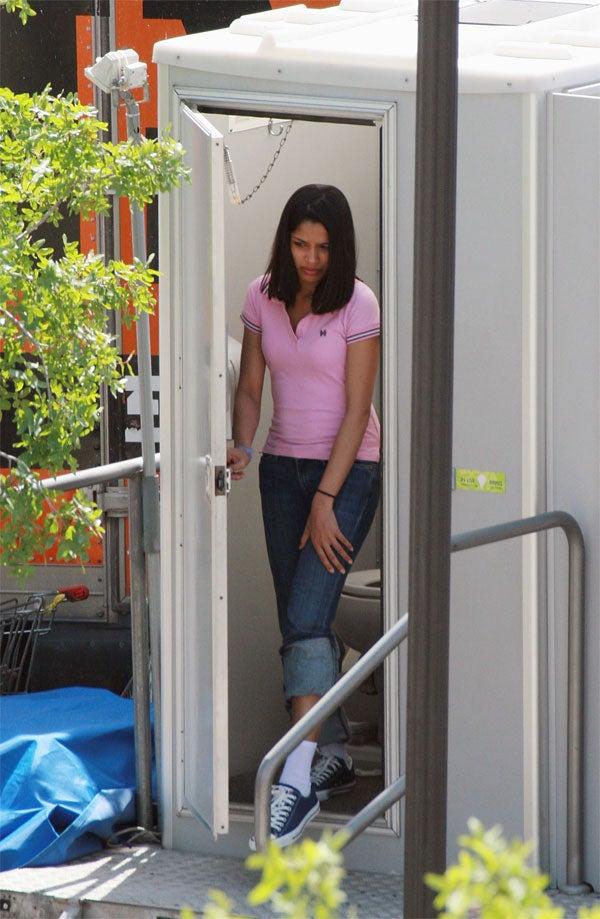 Freida Pinto: Glumdog Millionaire
