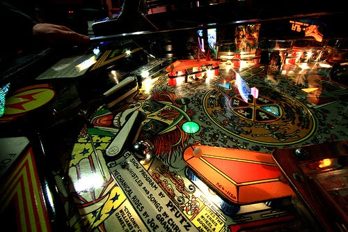 Pinball Machines Were Sneakier Than You Think