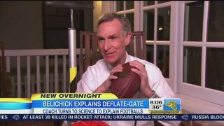 Bill Nye The Science Guy Says Bill Belichick Is Full Of Shit