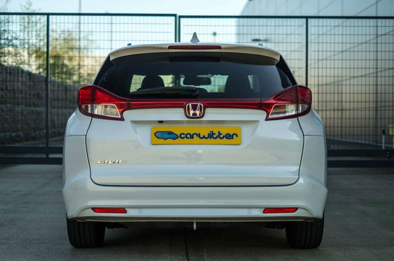 Honda Civic Tourer Review – Even more Civic