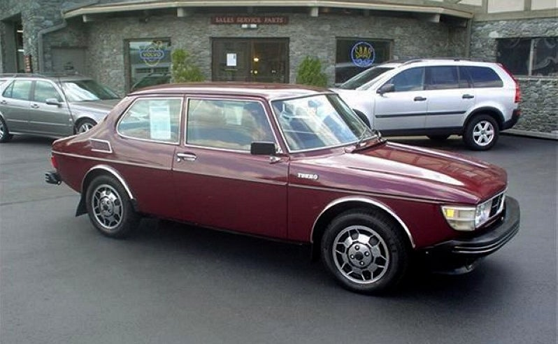 This Saab 99 Turbo Is $37,000? There Must Be A Story!