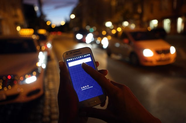 Uber Riders File Class Action Lawsuit Over 'Safe Rides Fee'