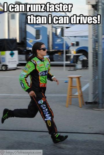 Run, Danica, Run