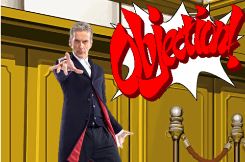The internet reacts to Peter Capaldi