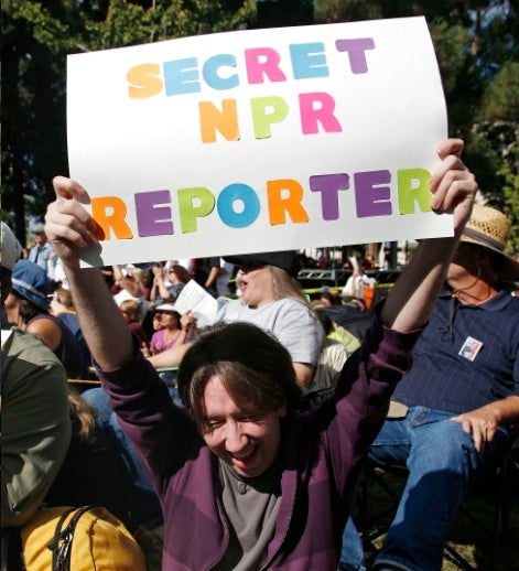 NPR Seeks Candidate for Media's Most Thankless Job