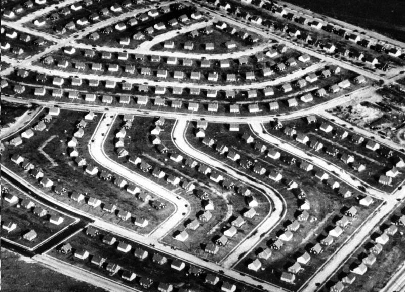 The End of the Age of Suburbs