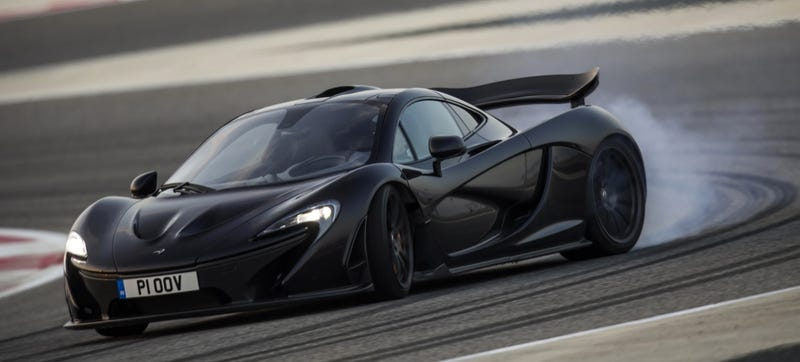 The McLaren P1 Is So Powerful It Might Be Able To Summon The Devil
