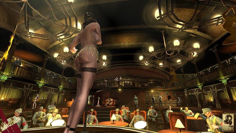 Inside The Saboteur's Belle De Nuit