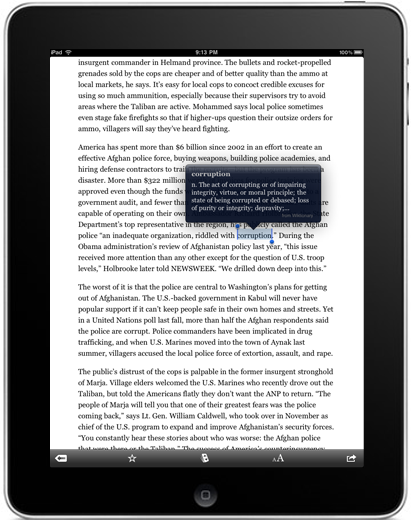 Instapaper for iPad Will Sell a Lot of iPads