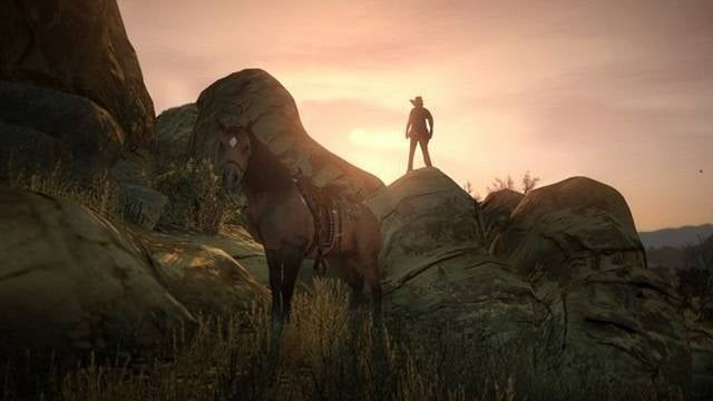 DEAR VIDEO GAME EXPERT: Red Dead Swim Lessons