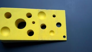 Scientists Have Worked Out Why Swiss Cheese Has Holes