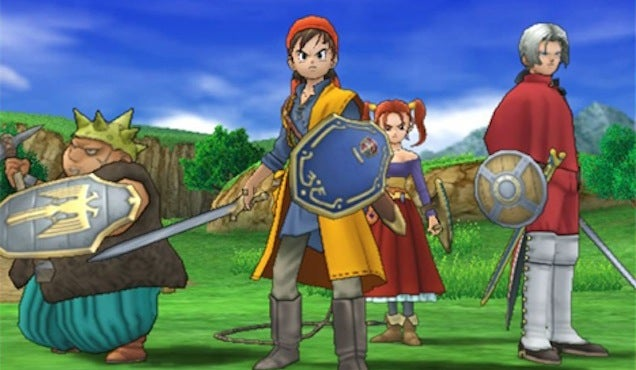 You'll Be Able To Play Dragon Quest VIII On iOS Soon