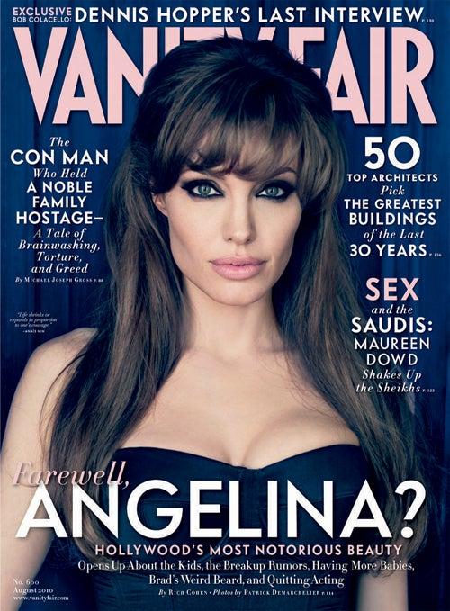 "Angelina Jolie: ""Shiloh Wants To Be A Boy"""