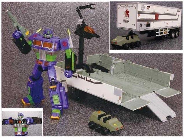 The Best Optimus Prime Transformers Figures