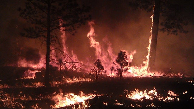 Firefighters Finally Making Progress Against Largest Fire in New Mexico History