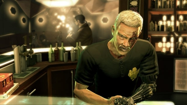 Square Enix to Host Deus Ex Art Show