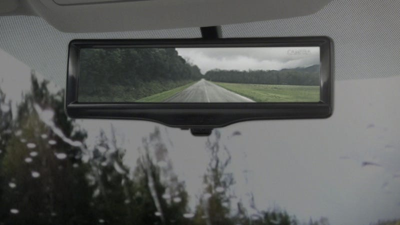 This Is The Rearview Mirror Of The Future